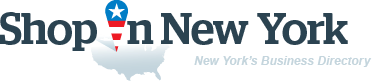 ShopInNewYork. Business directory of New York City - logo